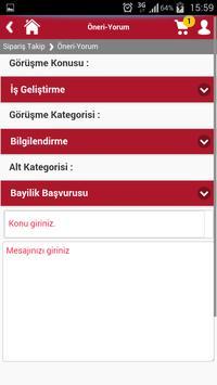 Bayinet Mobile Application apk screenshot