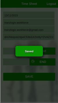 Time Sheet apk screenshot