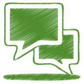 Anonymous Translation Chat icon