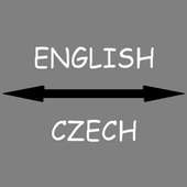 Czech - English Translator icon