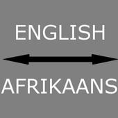Afrikaans - English Translator icon