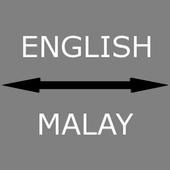 Malay - English Translator icon