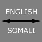 English - Somali Translator icon