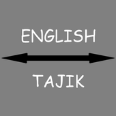 Tajik - English Translator icon