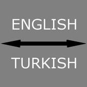 English - Turkish Translator icon