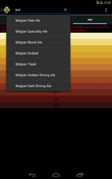 BJCP Beer Style Reference apk screenshot