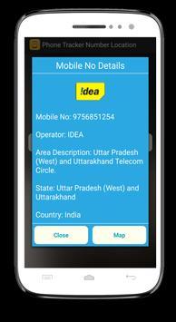 Phone Tracker Number Location apk screenshot