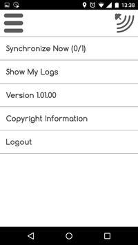 TrackLog apk screenshot