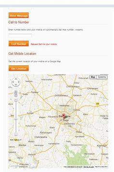 Track My Phone apk screenshot