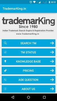 Indian Trademark Search Engine apk screenshot