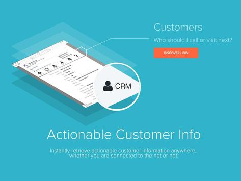 Zotsell raccolta ordini crm apk screenshot