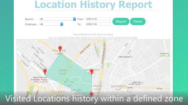 Where's My Staff- Tracking app apk screenshot