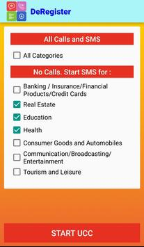 DND Services (TRAI) apk screenshot