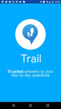Trail Answers poster