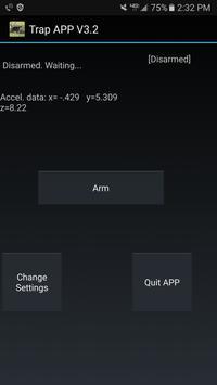 Trap App apk screenshot