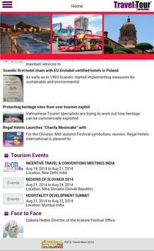 Travel and Tour World apk screenshot