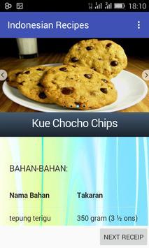 Indonesian Recipes vol.1 apk screenshot
