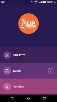 UP PROMPT apk screenshot