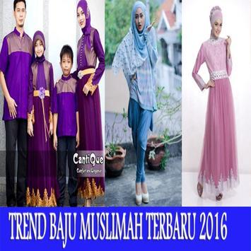 Trend baju muslim terbaru apk screenshot