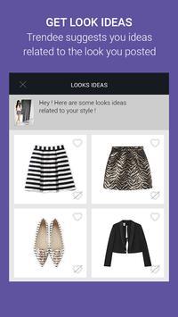 Trendee - Social Shopping App apk screenshot