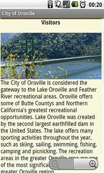 City of Oroville apk screenshot