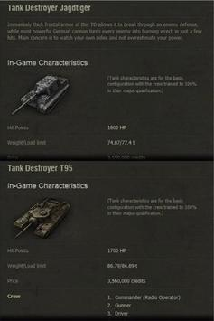 Guide For Tank World poster