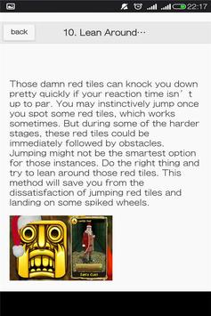 Guide For Temple Run 2 Tips apk screenshot