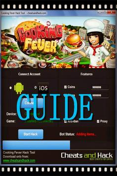 Guide For Cooking Fever apk screenshot