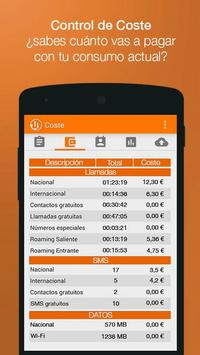 Gastos Celular apk screenshot