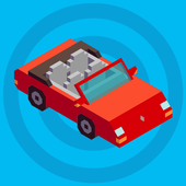 Sell Your Car For More · TRED icon