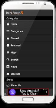 RealTime Store Finder apk screenshot