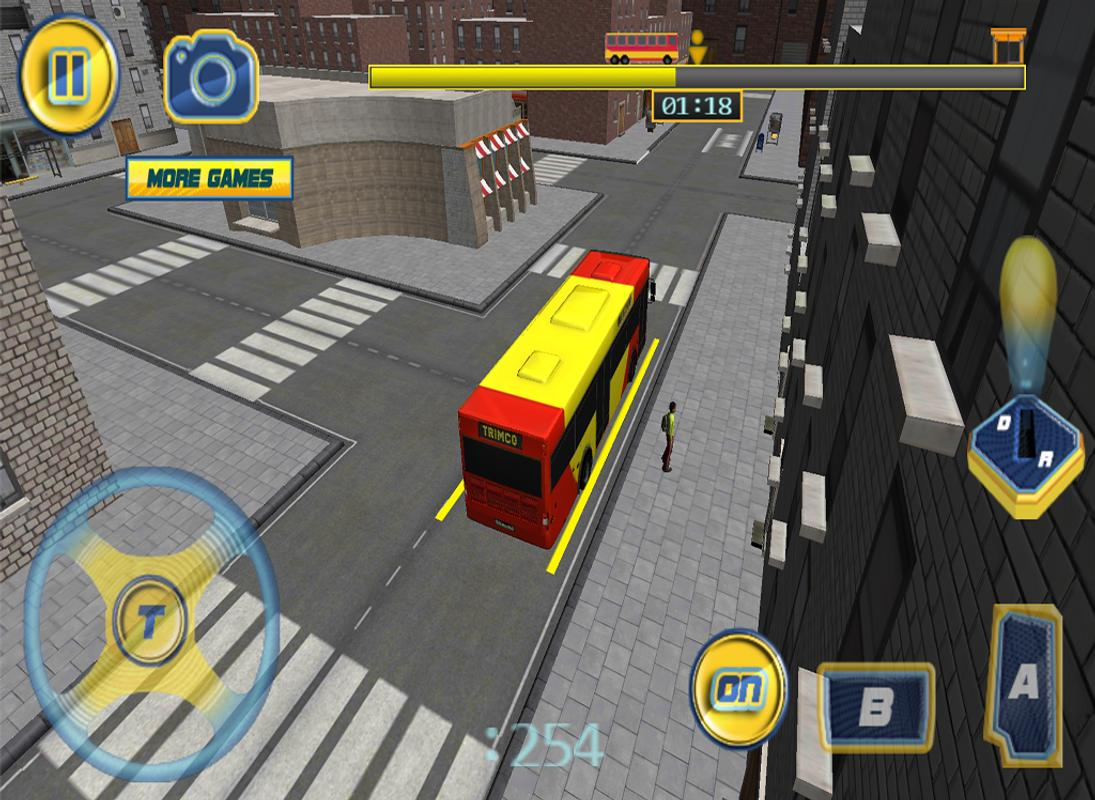3d real bus driving simulator apk download free for Simulatore 3d