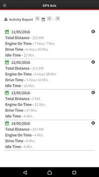 GPS Axis apk screenshot