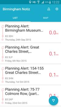 Birmingham City Notiz apk screenshot