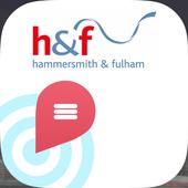 Hammersmith & Fulham Notiz icon