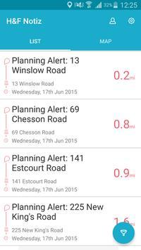 Hammersmith & Fulham Notiz apk screenshot