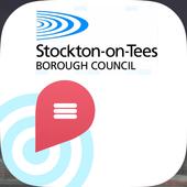 Stockton-on-Tees Notiz icon