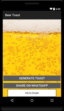 Beer Toast's poster