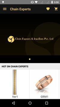 Chain Experts poster