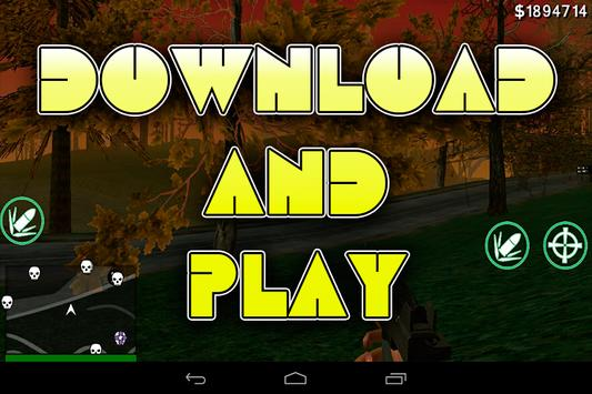 CLEO Mod for GTA SA Android apk screenshot