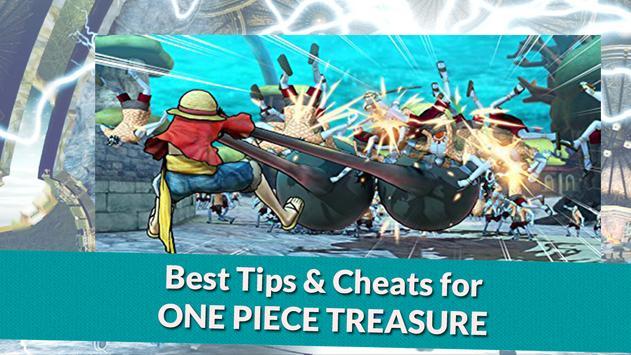 Guide for ONE PIECE TREASURE apk screenshot