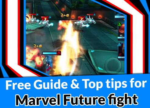 Guide for Marvel Future Fight apk screenshot