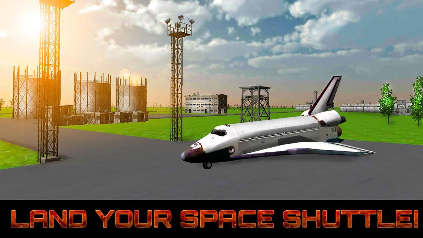 space shuttle landing apk -#main