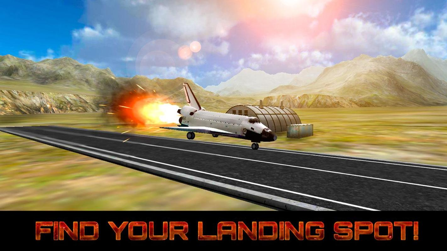 space shuttle landing apk - photo #1