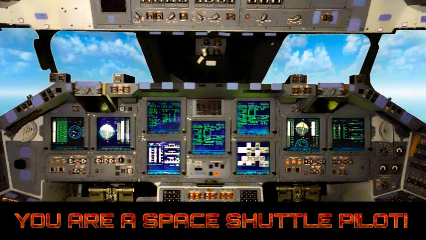 space shuttle landing simulator - photo #7