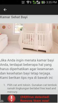 Tips Merawat Bayi apk screenshot