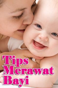 Tips Merawat Bayi poster