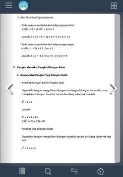 Trik Cerdas Matematika SMP apk screenshot