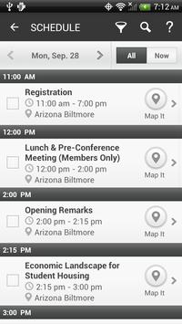 NMHC Meetings apk screenshot
