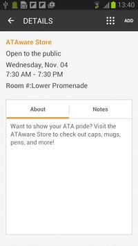 ATA 2015 apk screenshot